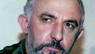 Президент Чеченской Республики Ичкерия Аслан Масхадов.